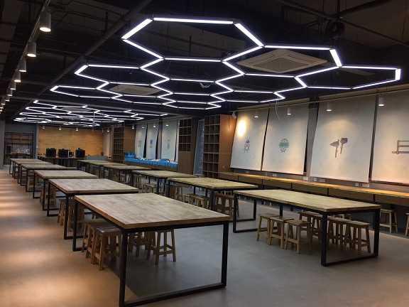 造物世界创客教室初级模型
