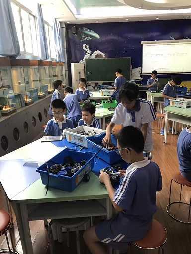 创客教育让孩子体验趣味化的教育体验