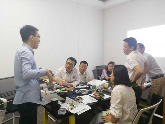 中国的创客到创客教育的发展历史